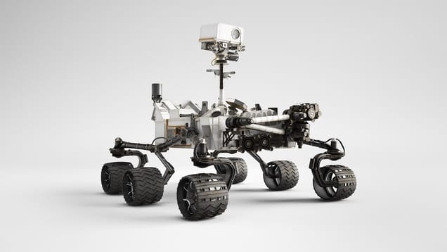 Forge morrow mars rover advertising vray 3ds max 01