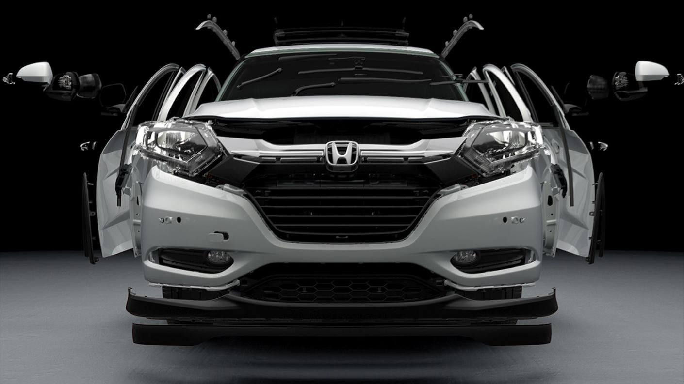 Honda Hrv Saddington Baynes Chaos Group