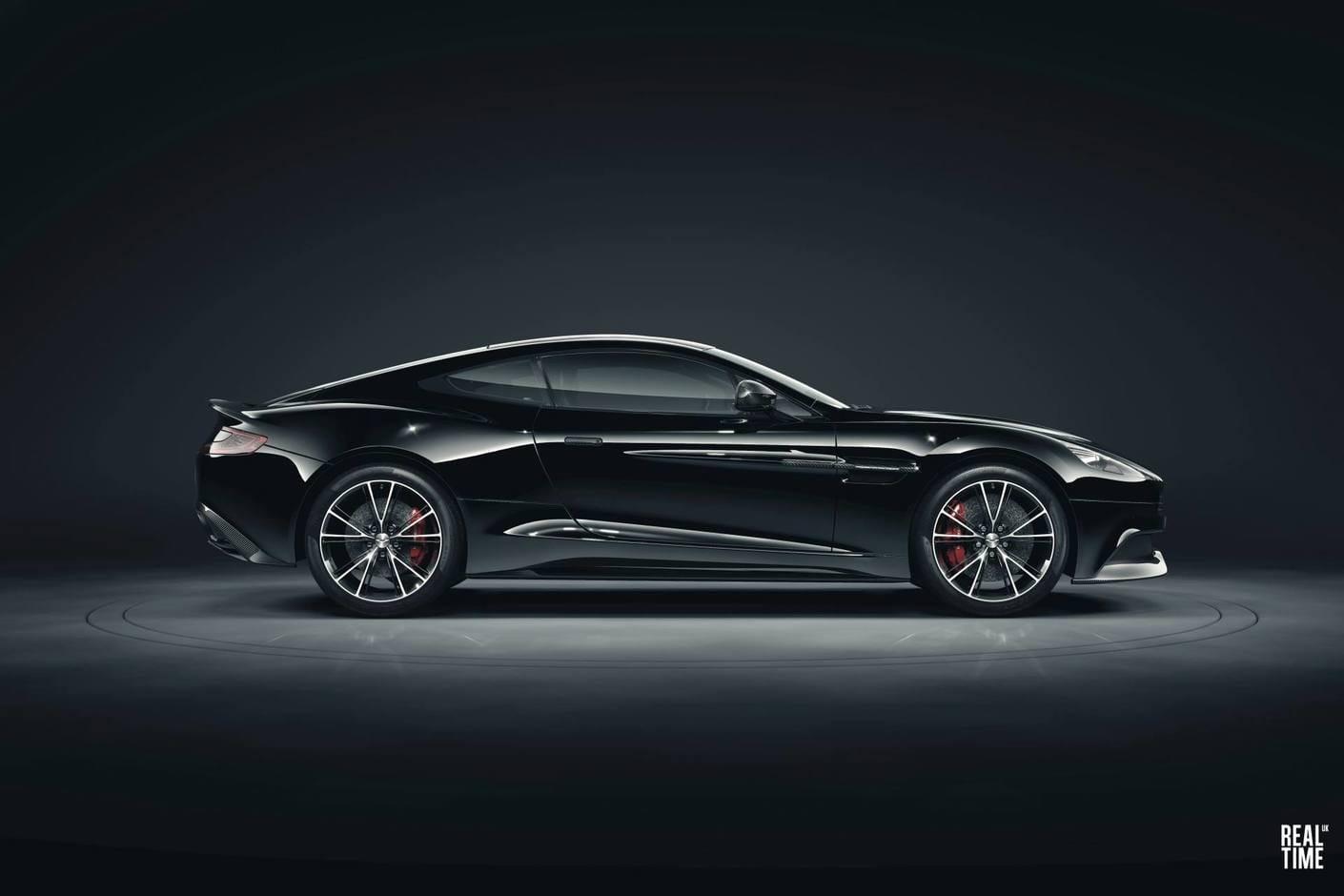 Aston Martin Vanquish Realtimeuk Chaos Group