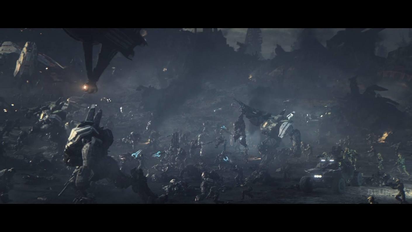 Halo Wars 2 – Blur Studio | Chaos Group