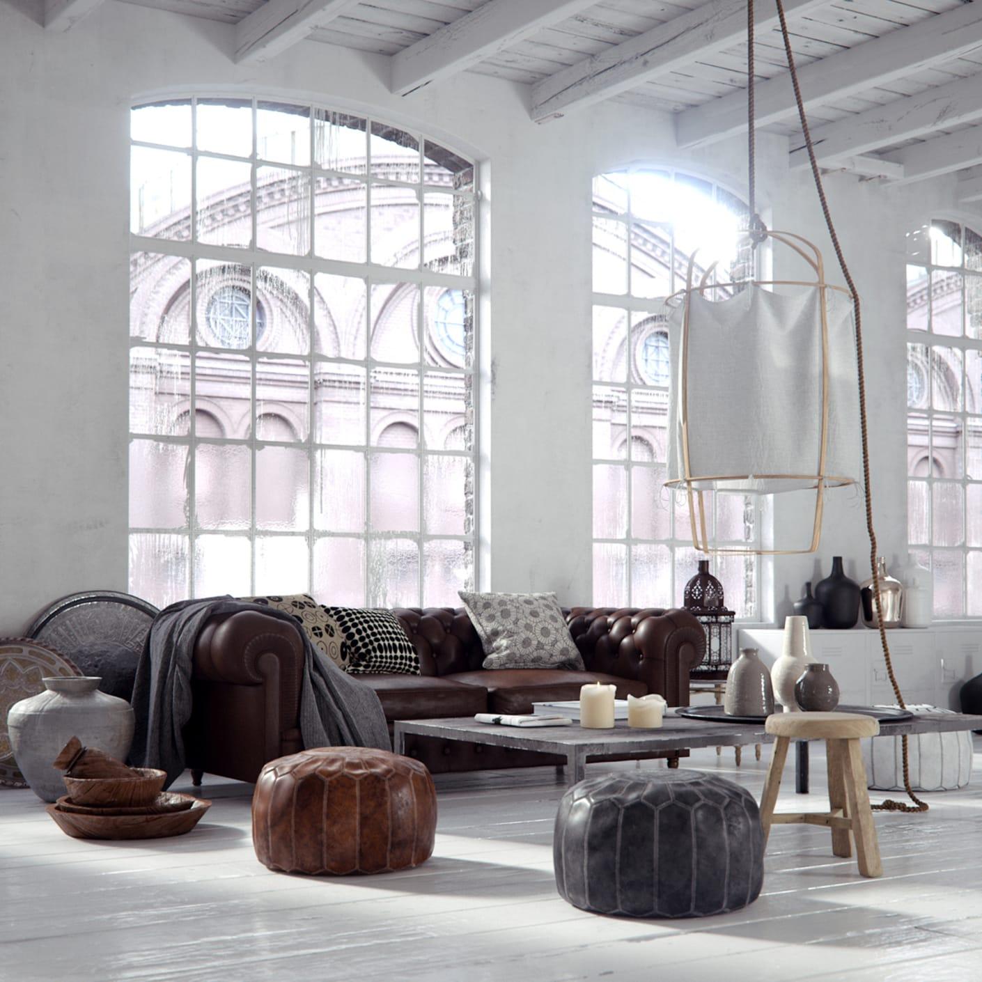 3d Max Kitchen Interior Design: Norsouth – Bertrand Benoit