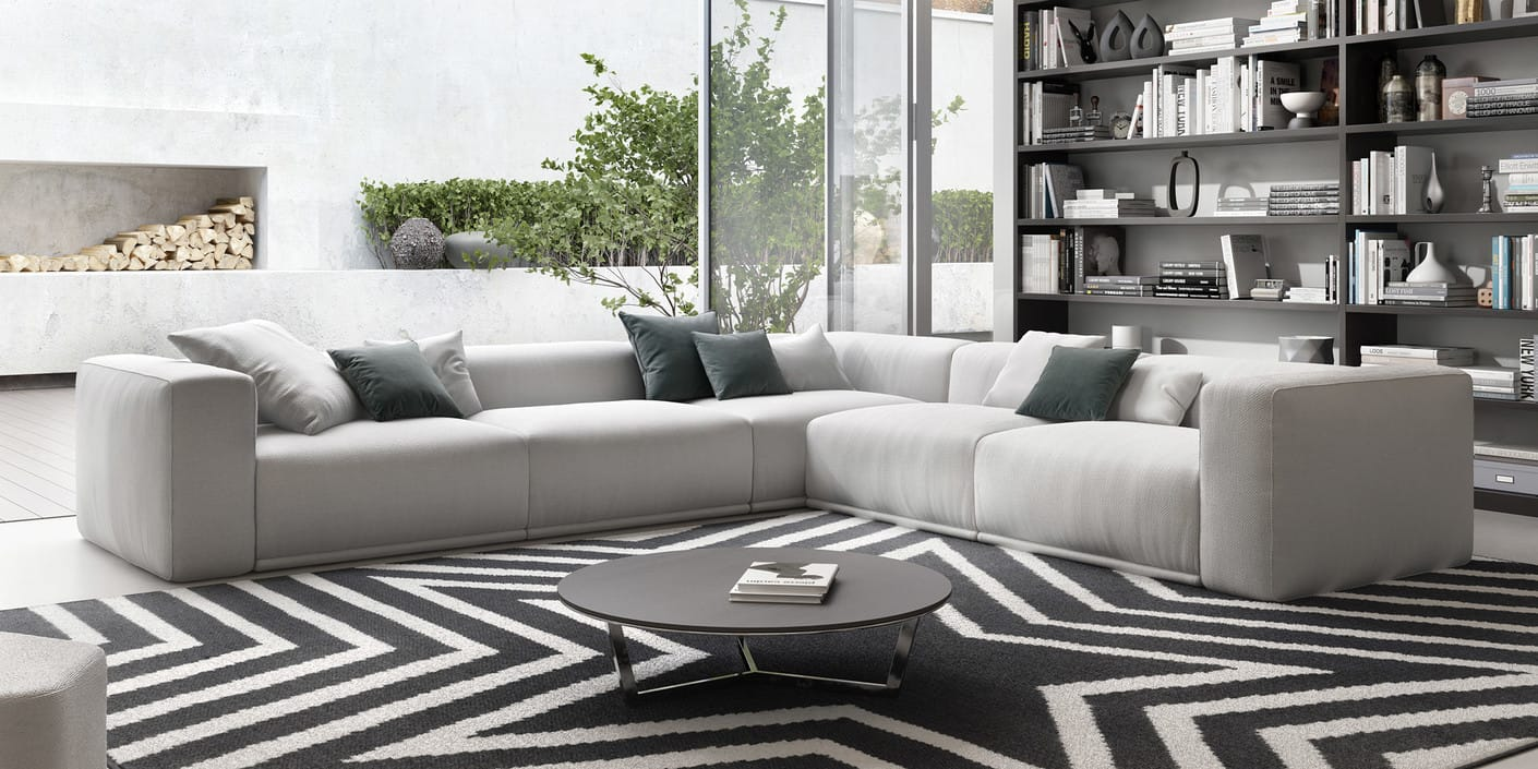 Ds Max Living Room