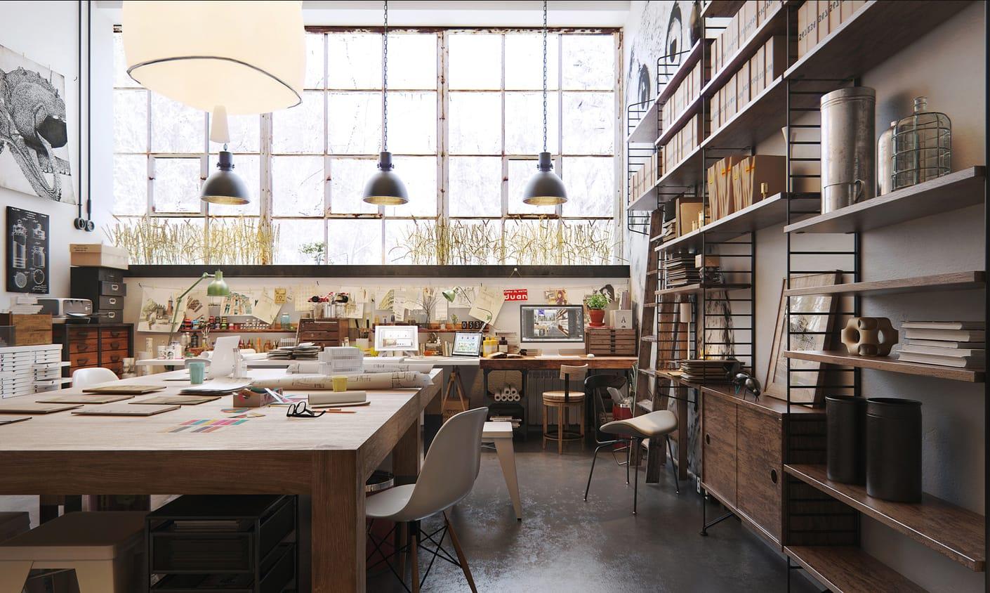 Studio atng chaos group - Interior design studio ...