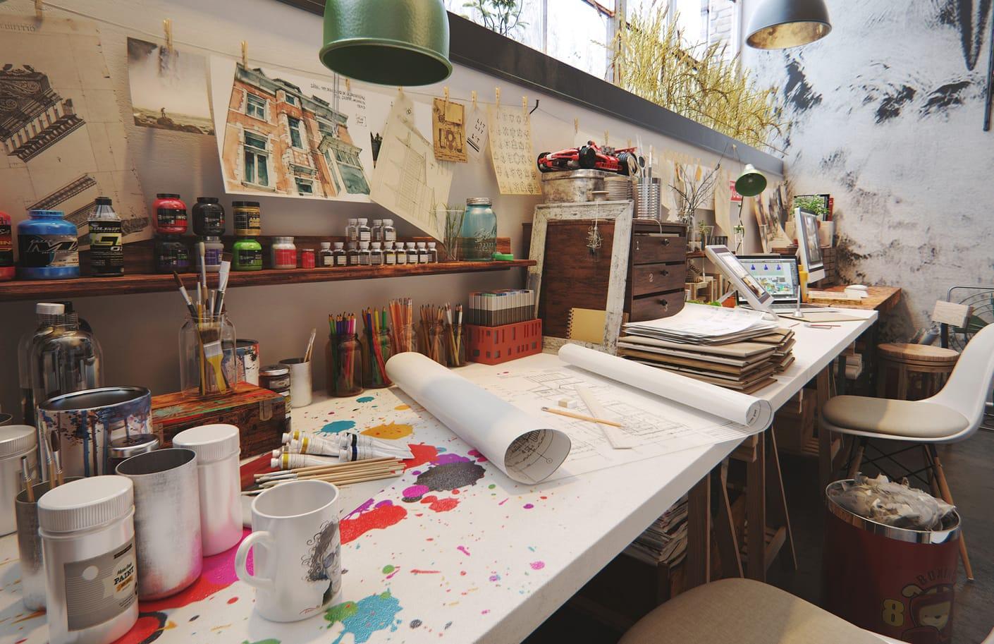 Studio atng chaos group for Interior design 75063