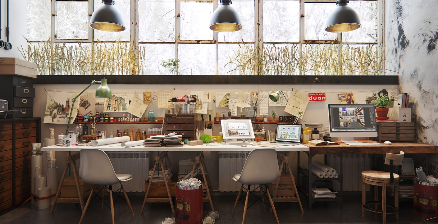 Studio atng chaos group for Studio interior design brescia