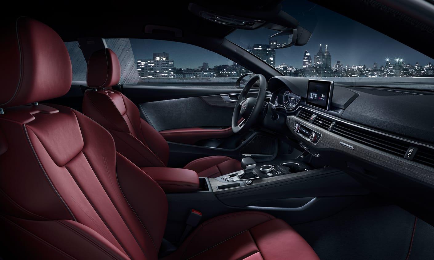 Great Audi A5 Interior