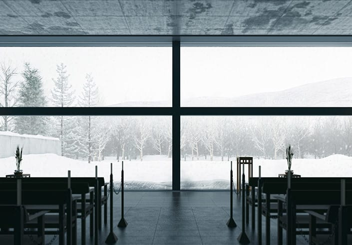 Aldo Garcia - Church on the Water