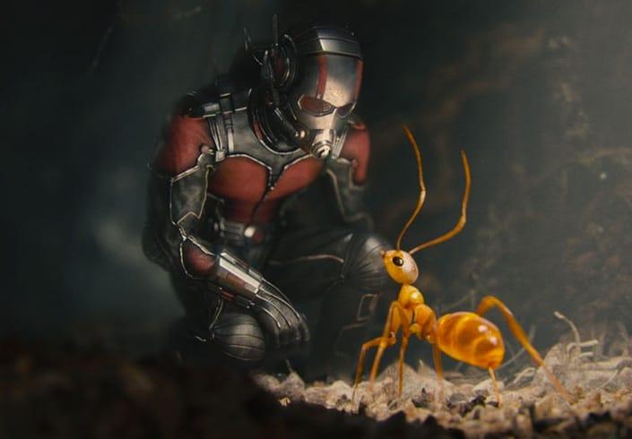 V-Ray for Maya Ant Man