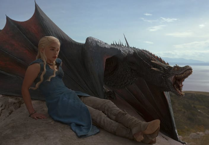 V-Ray for Maya Game of Thrones