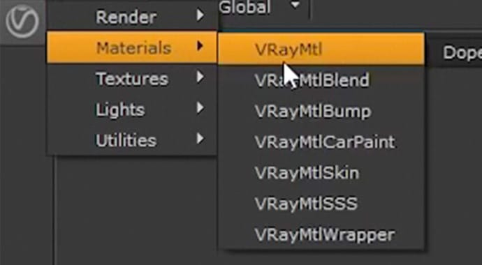V-Ray for NUKE Physically-Based Materials