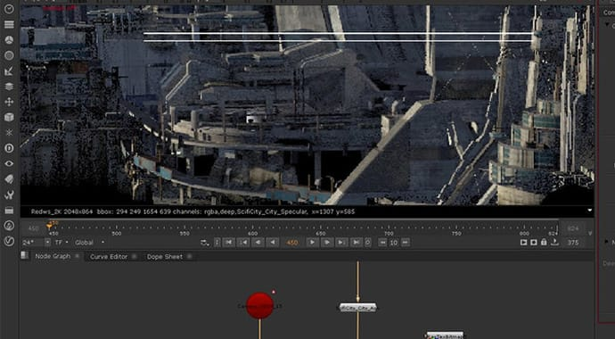 V-Ray for NUKE Shahin Toosi Rendering