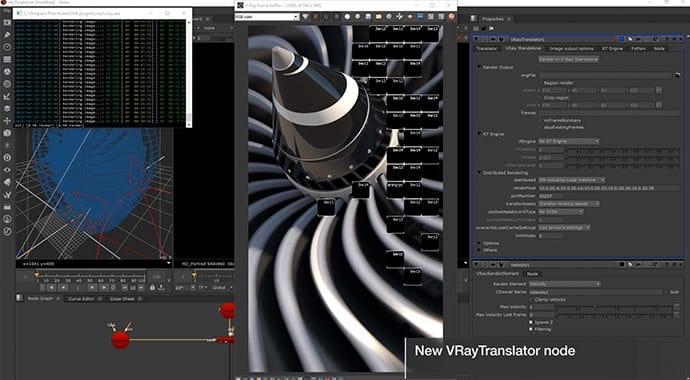 V-Ray Translator Node