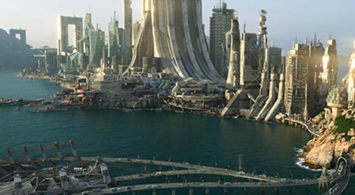 Shahin toosi sifi city film vfx vray nuke