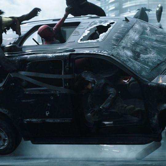 V-Ray for KATANA Atomic Fiction Deadpool