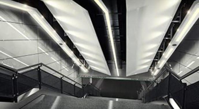 Federico fernandez metro architecture vray rhino