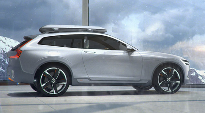 Edithouse Creates Launch Film For Volvo Xc Coupe Concept