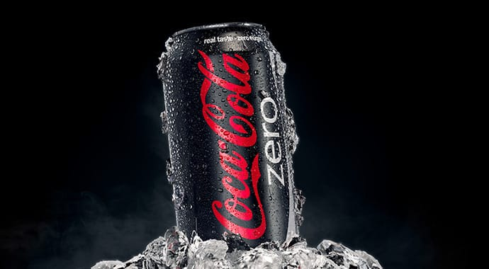 Conor harll coke zero advertising vray 3ds max thumb