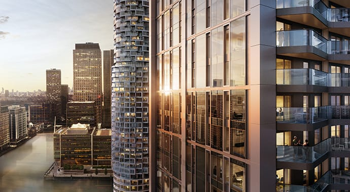 Uniform canary wharf group architecture vray 3ds max 01 thumb