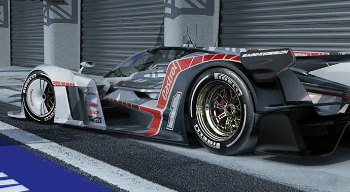 95x Racer Sabino Leerentveld Chaos Group