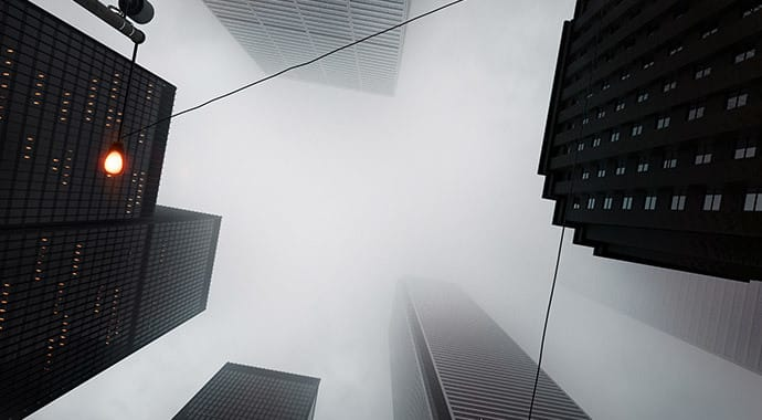 Federico ciavarella buildings fog vray