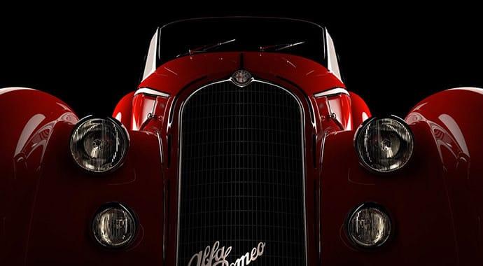Forge & Morrow - Alfa Romeo