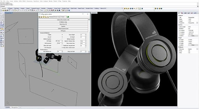 Interactive rendering vray rhino thumb2