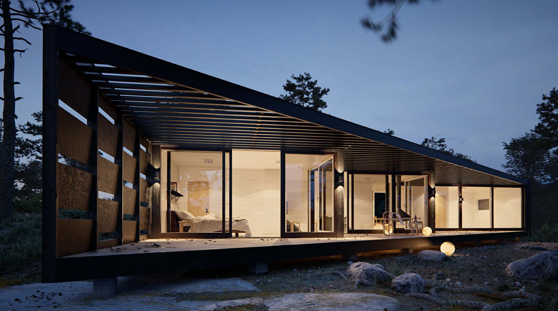 Radek ignaciuk archipelago house architecture vray 3ds max 01 feature