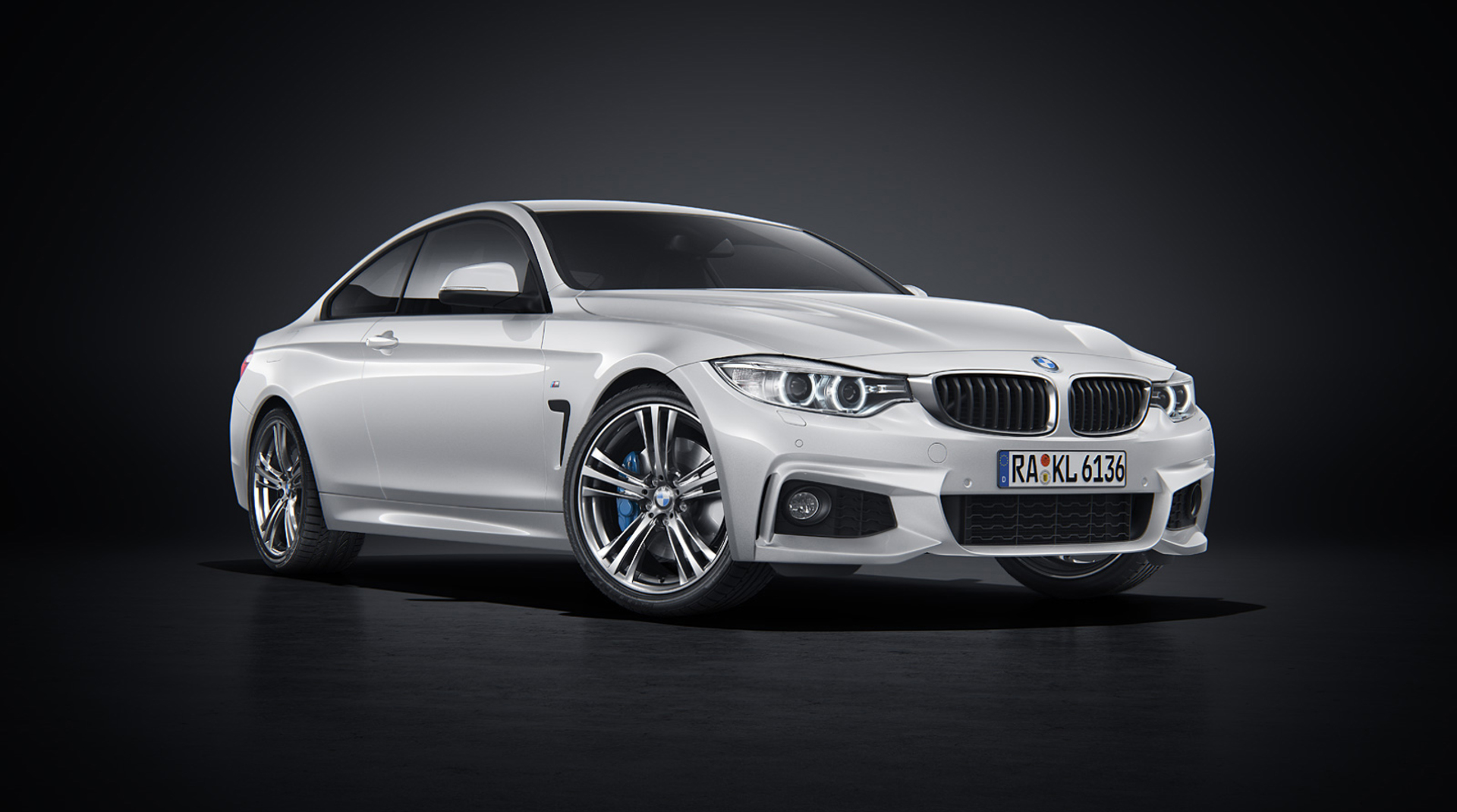 Piotr kosinski bmw 435i automotive vray 3ds max 01 spotlight