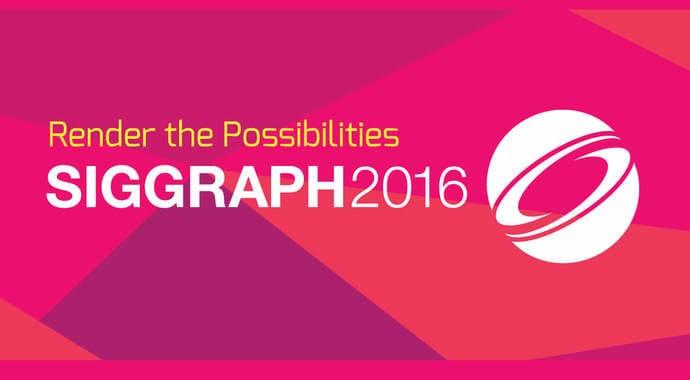 Siggraph 2016