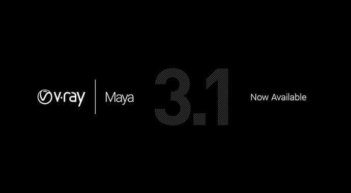 V ray maya 3.1 1140x769px