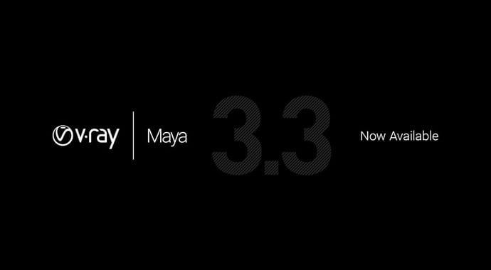 V ray maya 1140x769px