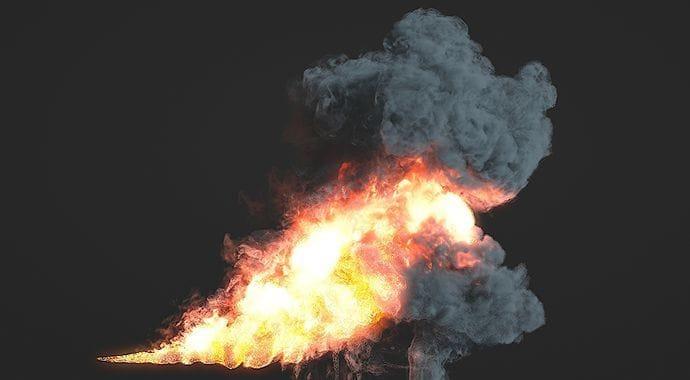 Phoenix fd 3ds max turbulance