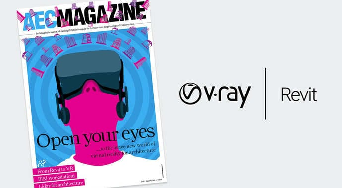 News aec mag vray revit review
