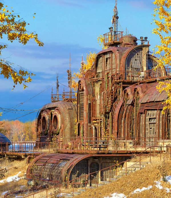 Marek Denko Autumn Relay Outpost