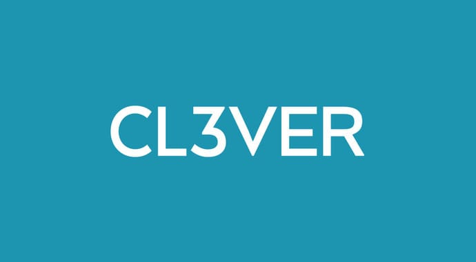 CL3VER logo news
