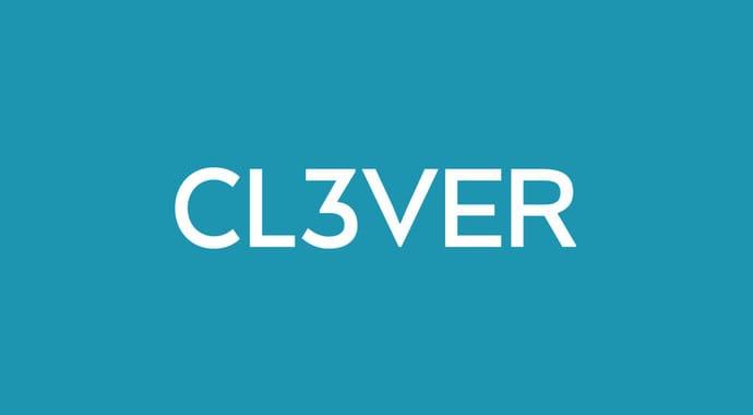 CL3VER logo news
