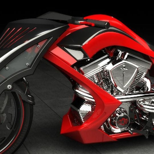 Occ chopper V-Ray