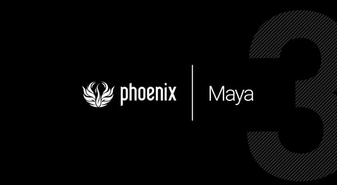 Phoenix FD 3.0 for Maya logo