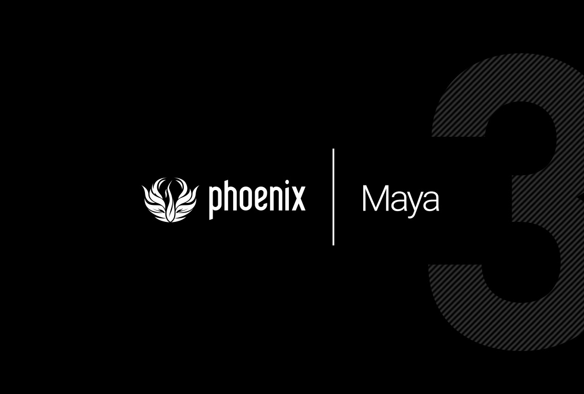 Phoenix FD 3.0 for Maya logo