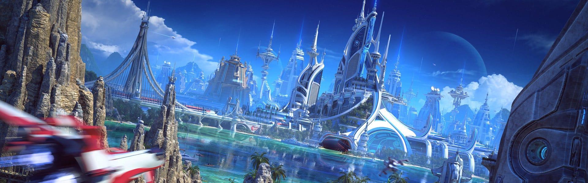 V-Ray for 3ds Max Toni Bratincevic Dominius Art Sci-Fi City