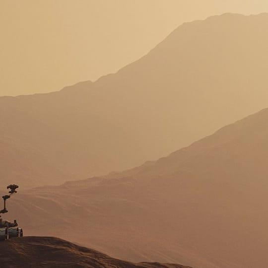 V-Ray for 3ds Max Dabarti Mars Lander