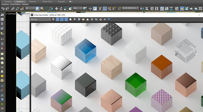 V-Ray for 3ds Max Nvidia MDL Materials