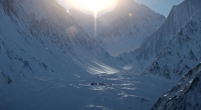 V-Ray for 3ds Max GPU Improvements Mountain Slopes
