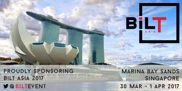 Sponsor banner bilt asia 2017
