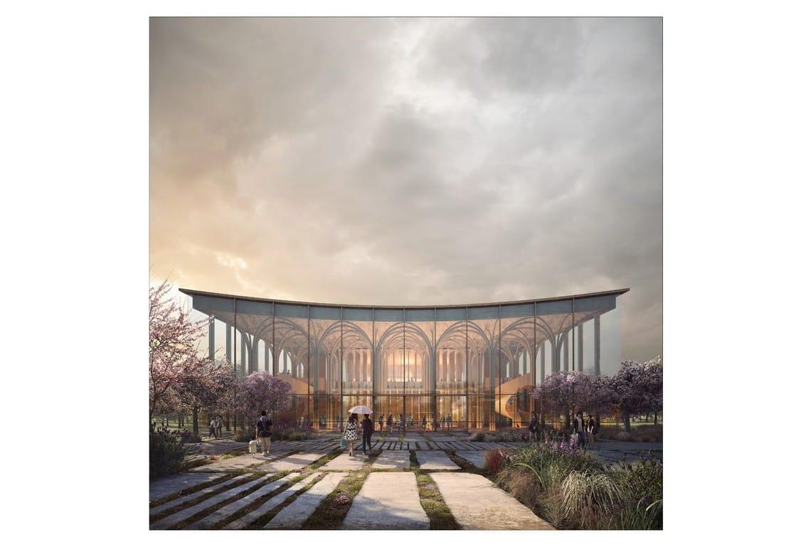Serie Architects Forbes Massie Nodeul Island