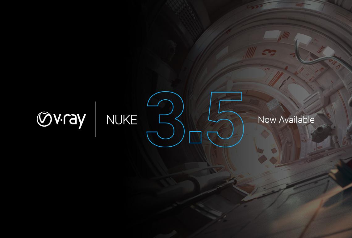V-Ray for NUKE 3.5