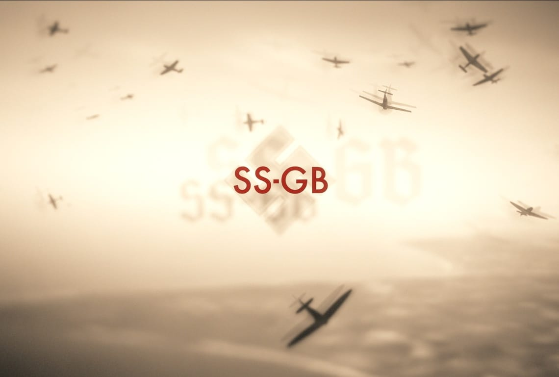 Framestore SS-GB title sequence