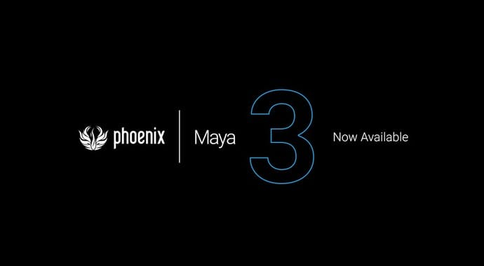 Phoenix 3 for Maya webnews