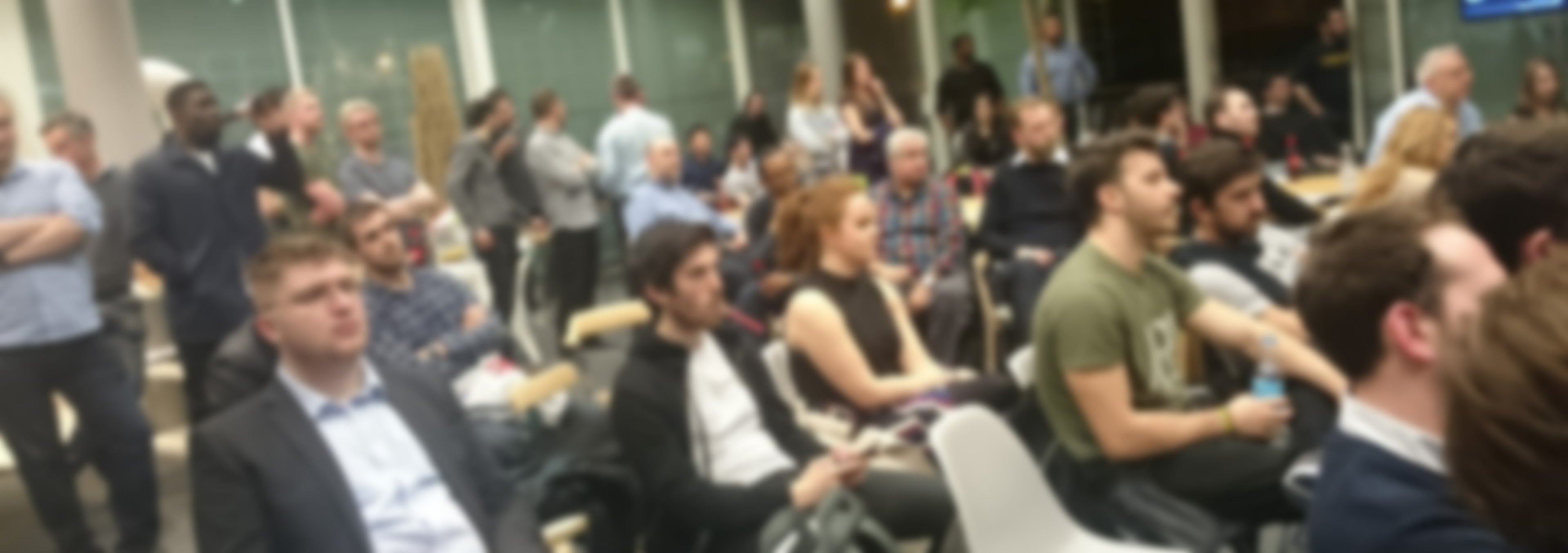 V ray user group london 01 blurred2