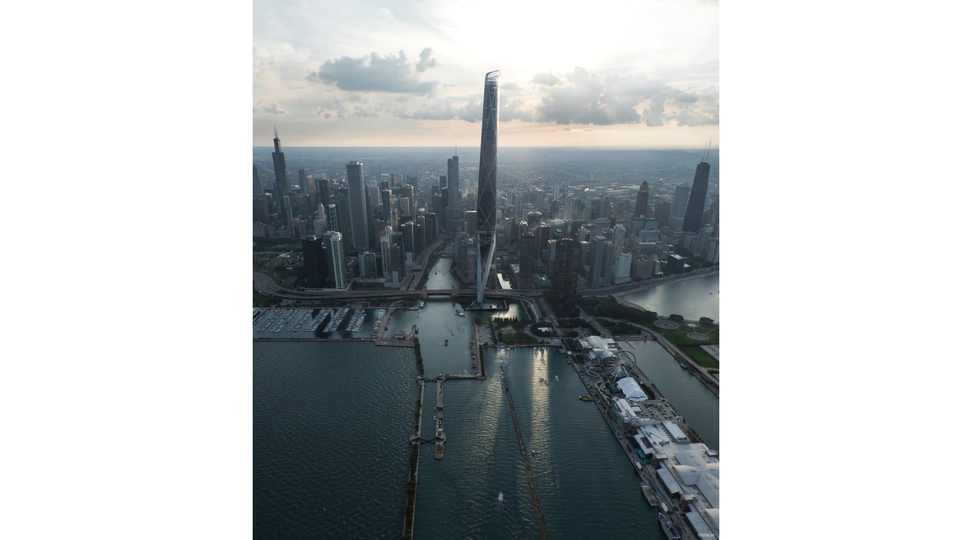 Tomorrow Gensler Gateway Tower